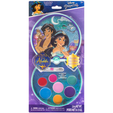 Aladdin Lip Gloss Mirror Small Compact