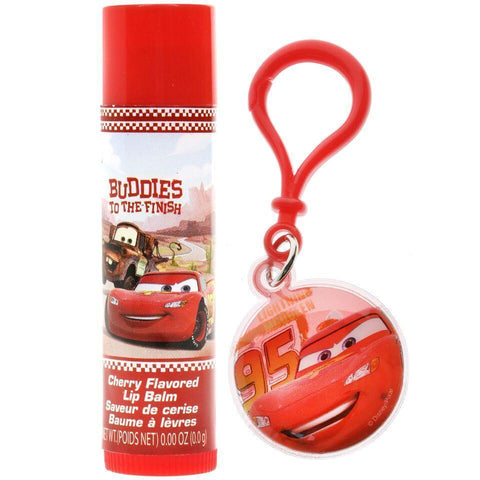 Cars Lip Balm and Key Chain