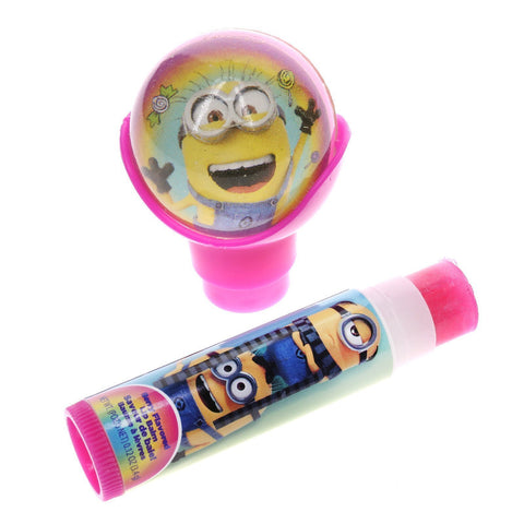Despicable Me 3 Lip Balm with Bouncy Ball