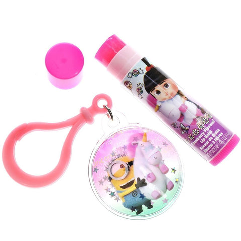 Despicable Me 3 Lip Tube with Key Chain