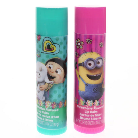 Despicable Me 3 Lip Balms