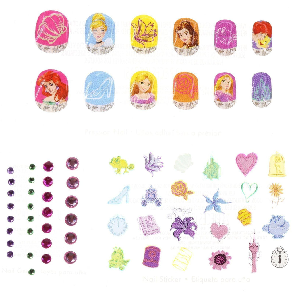 Disney Princess Nail Collection