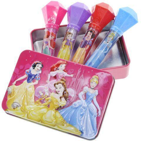 Disney Princess Gem-Tastic Lip Gloss Set