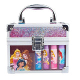Disney Princess 4 Pack Lip Balm With Carrying Case