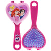 Disney Princess Mirrored Heart Flip Brush