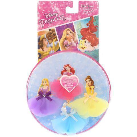 Disney Princess hair clips