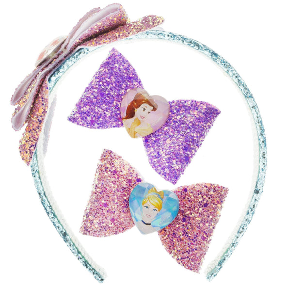 Disney princess hair accessories