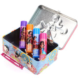 Elena 4 Pack Lip Balm with Tin