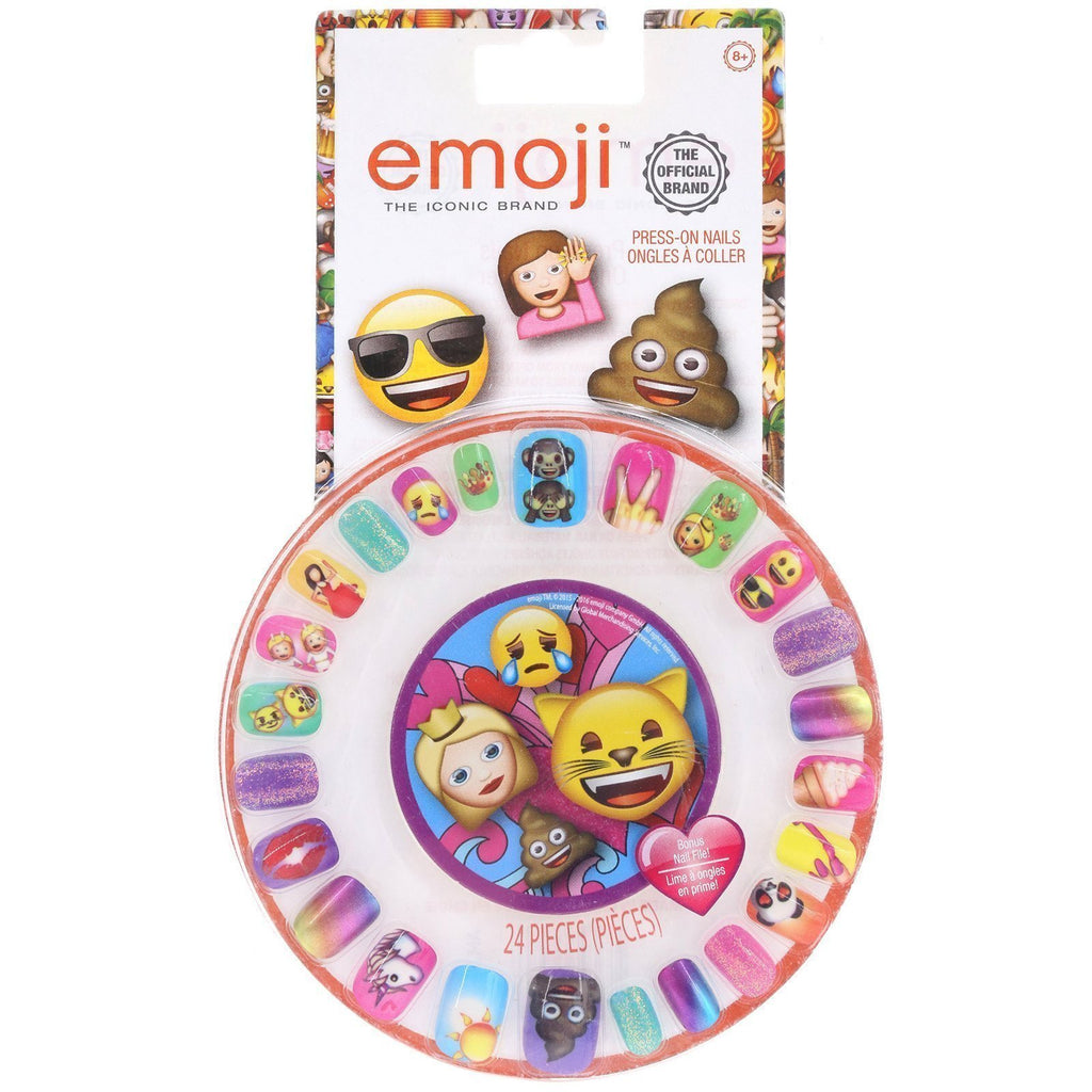 Emoji Press-On Nail Wheel