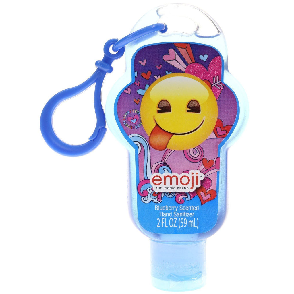 Emoji Single Hand Sanitizer
