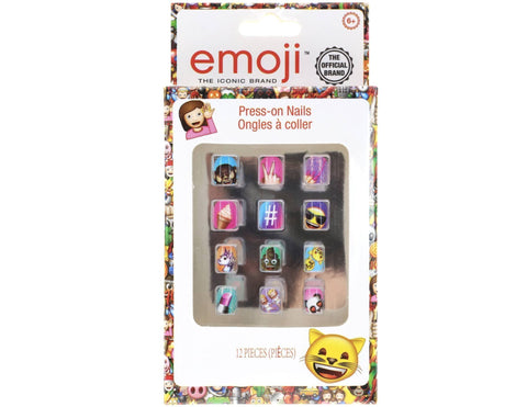 Emoji 12 Piece Press-On Nail Set