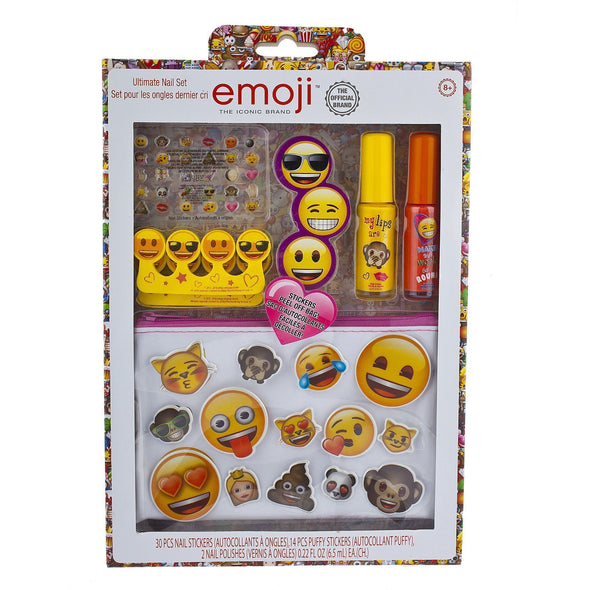 Emoji Ultimate Nail Set - Townleygirl