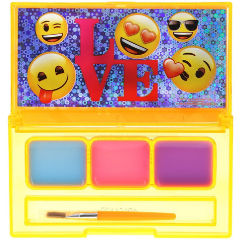 Emoji Triple Lip Gloss Palette