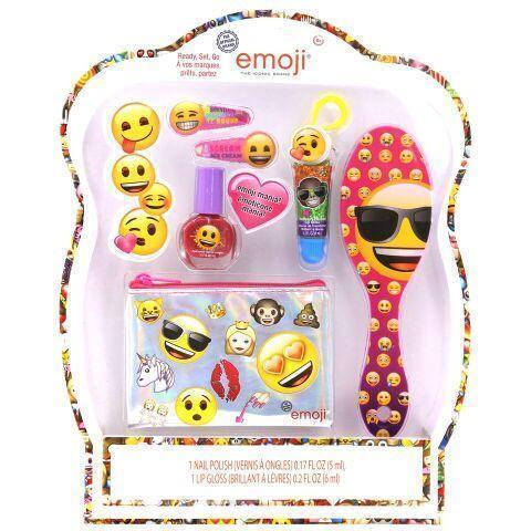 Emoji Ultimate Cosmetic Set