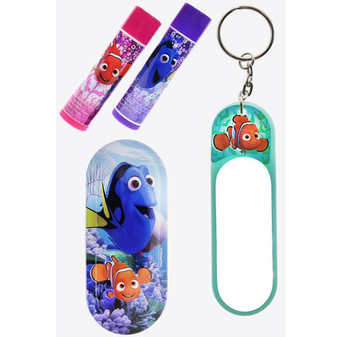 Finding Dory 2 Pack Lip Balm with Mirror