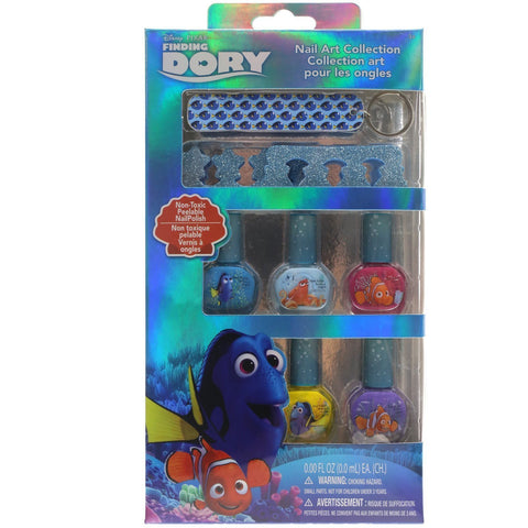 Finding Dory Nail Art Collection