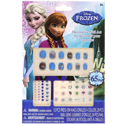 Frozen Nail Collection
