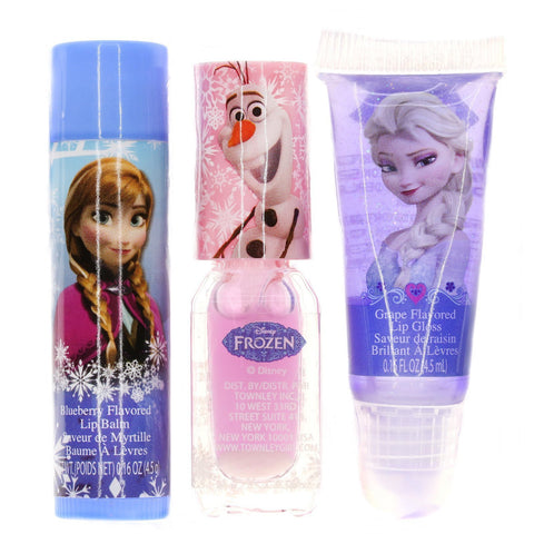 Frozen Kiss it Paint it Makeup Kit