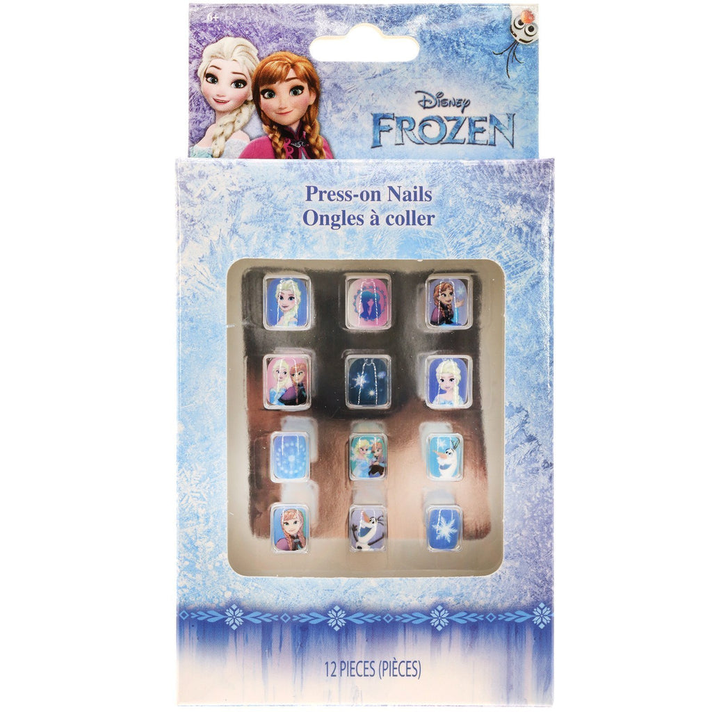 Frozen 12 Piece Press-On Nail Set