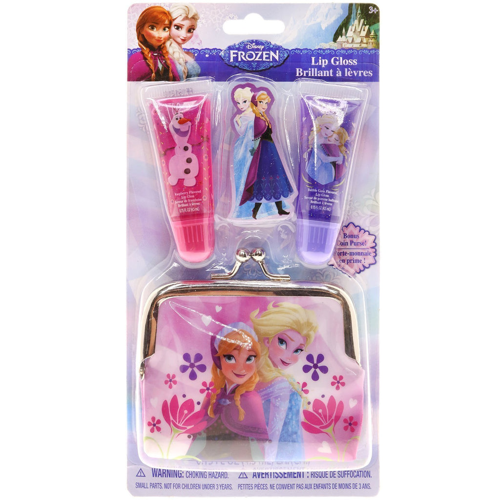 Frozen 2 Pack Lip Tube with Purse