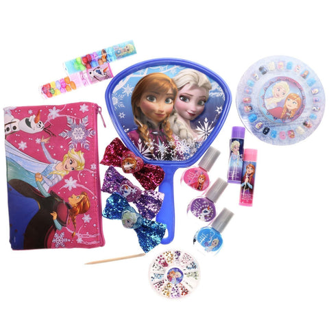 Frozen 276 Piece Mega Cosmetic Set