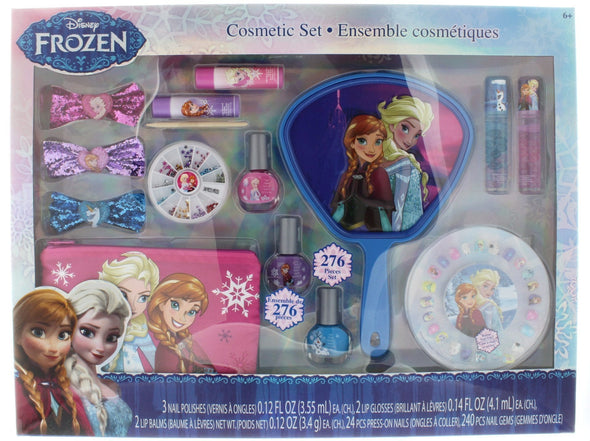 Frozen 276 Piece Mega Cosmetic Set - Townleygirl