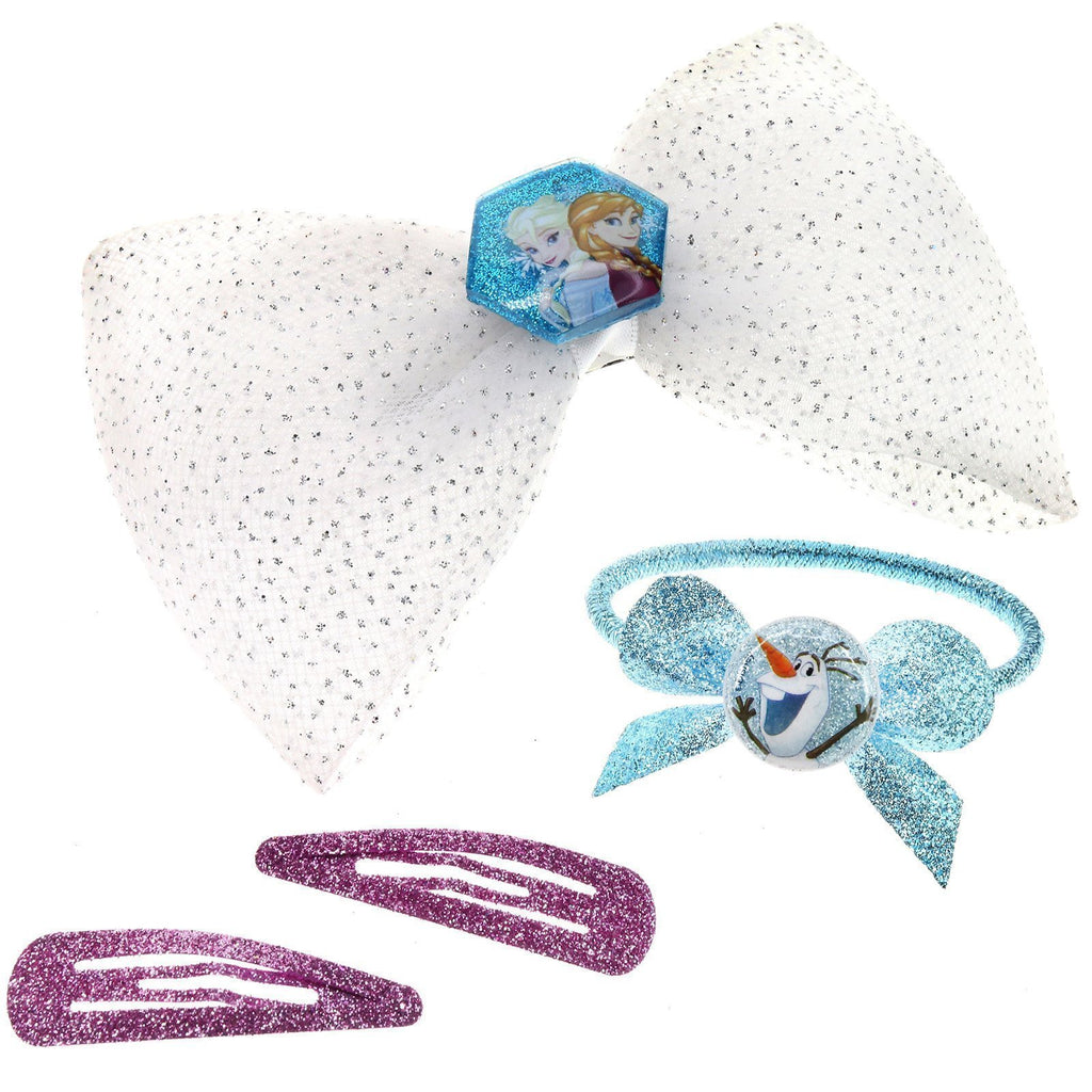Frozen Hair Bow Set