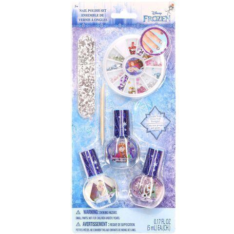 Frozen Beautiful Nails Set