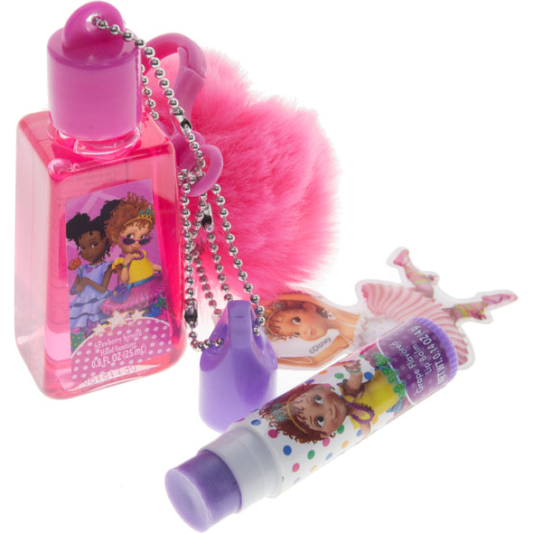 Fancy Nancy Glam on the Go Keychain
