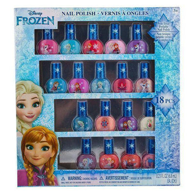 Disney Frozen Nail Polish Holiday Gift Set