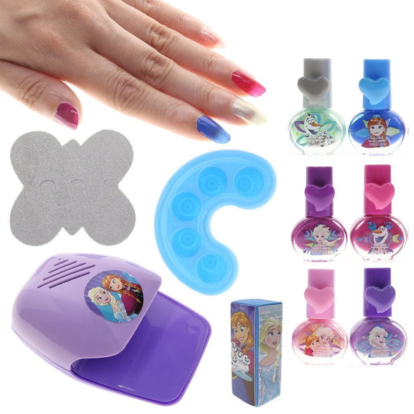 Disney Frozen Nail Polish and Dryer