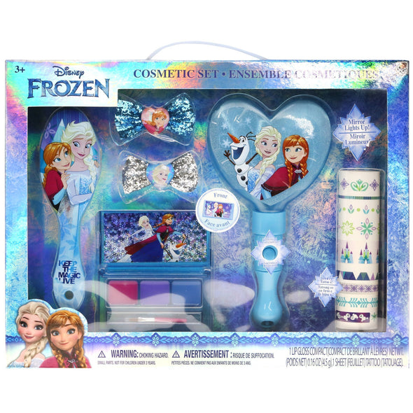 Frozen shop