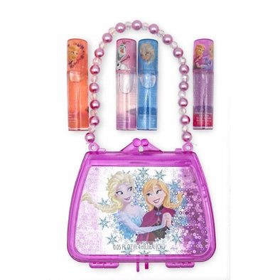 Frozen 4 Pack Lip Gloss with Purse - Townleygirl