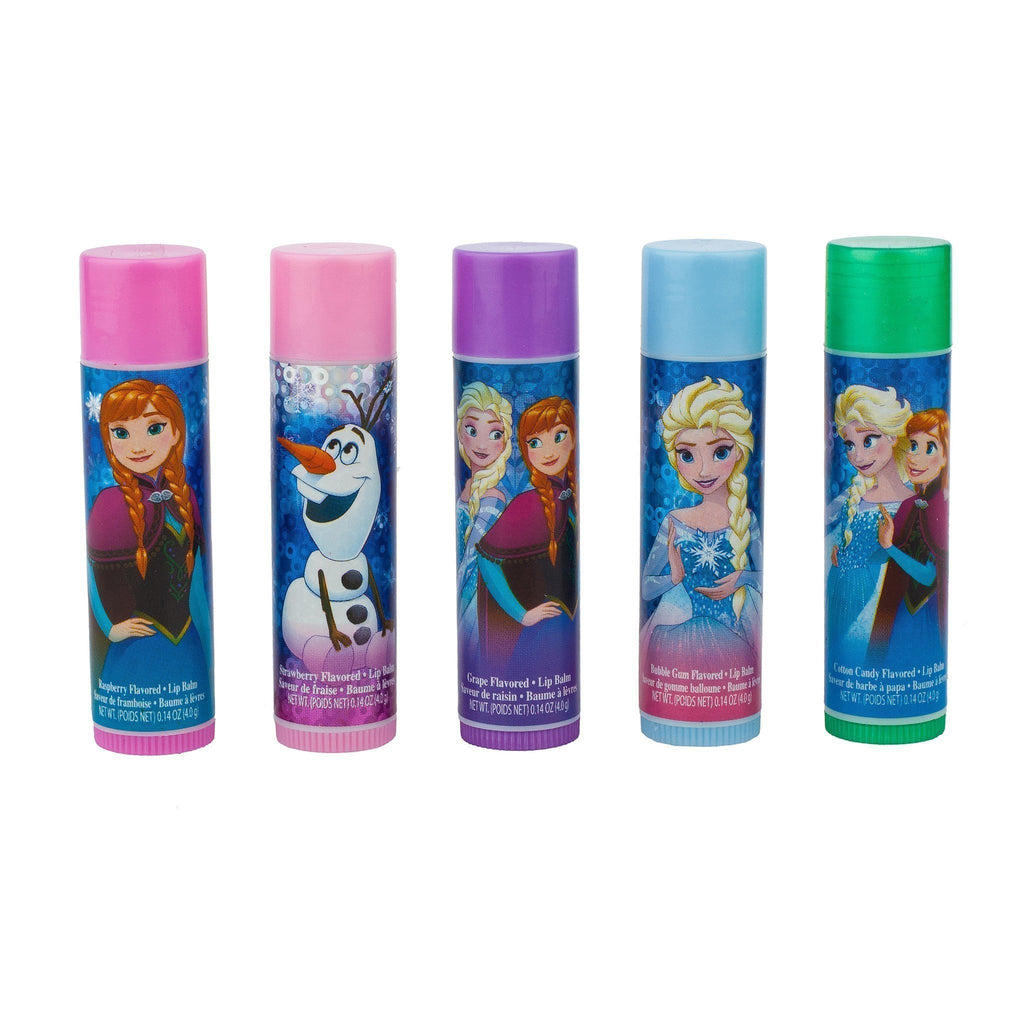 Frozen 5 Pack Lip Balm Set
