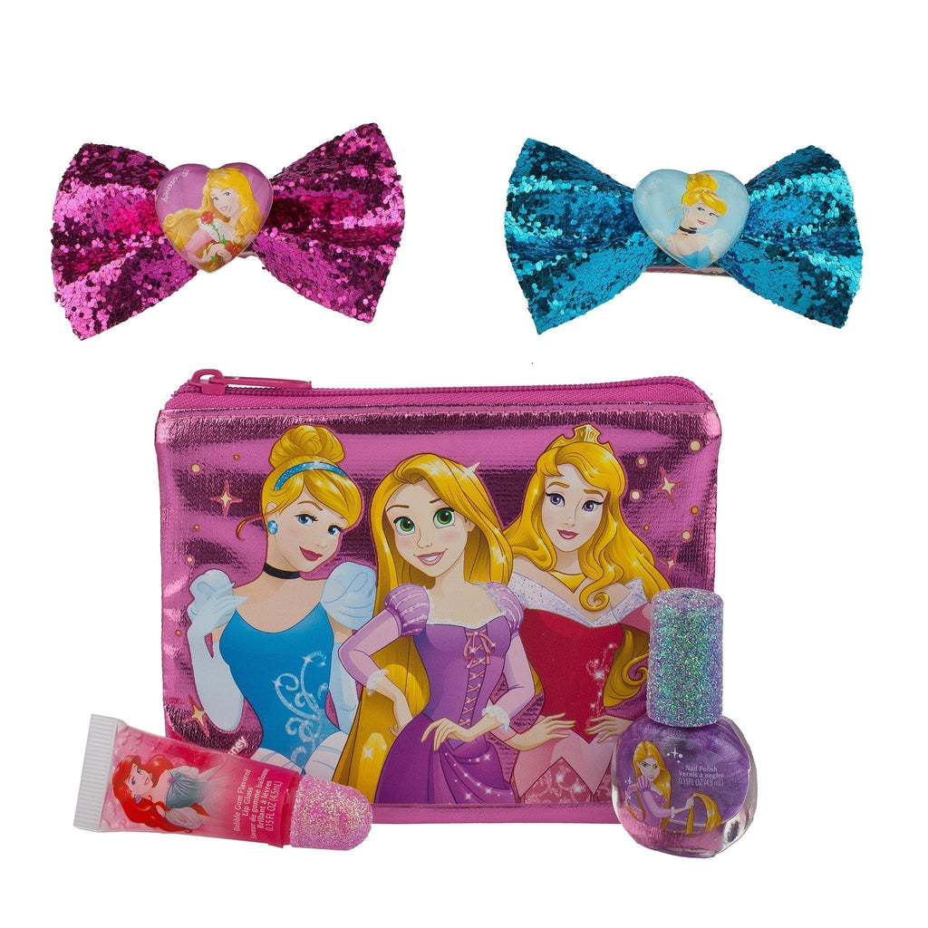 Disney Princess Kiss It Paint It Clip It Set