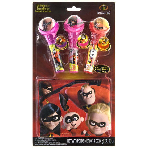 Incredibles lip balm