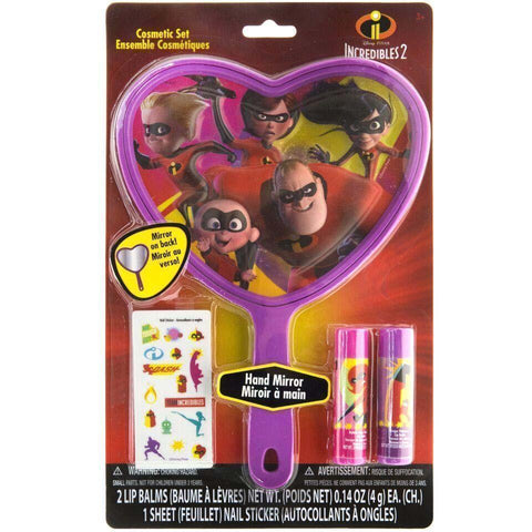 Incredibles lip balms