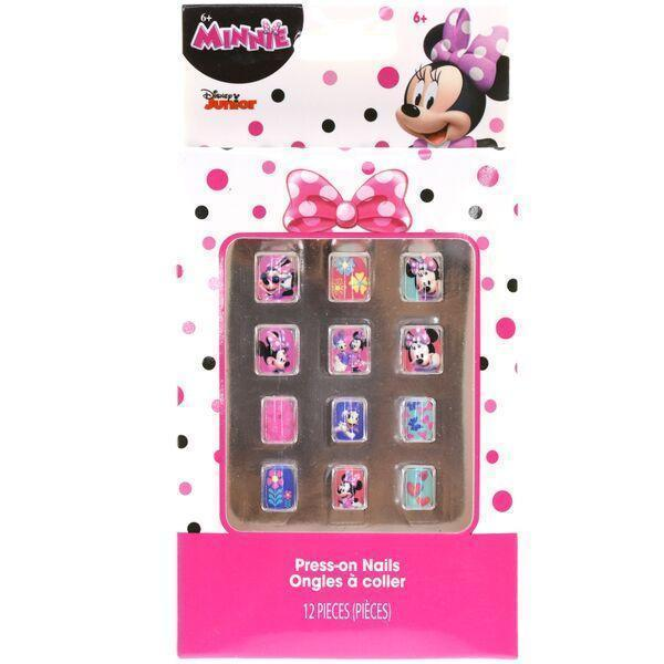 Minnie Mouse 12 Piece Press-On Nail Set