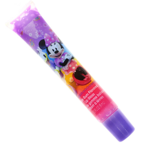 Minnie Mouse Multi-Colored Lip Gloss Tube