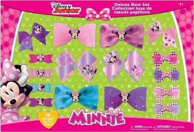 Minnie Mouse Deluxe Bow Set - Townleygirl