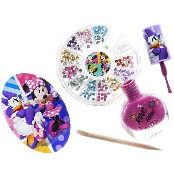 Minnie Mouse Nail Art Collection - Townleygirl