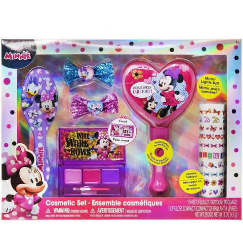 Minnie Mouse Ultimate Cosmetic Set