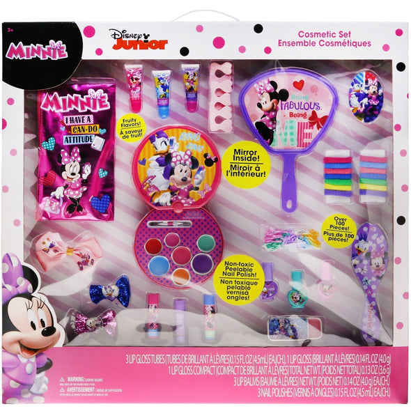 Minnie Mouse Dress-Up Beauty Set - Townleygirl