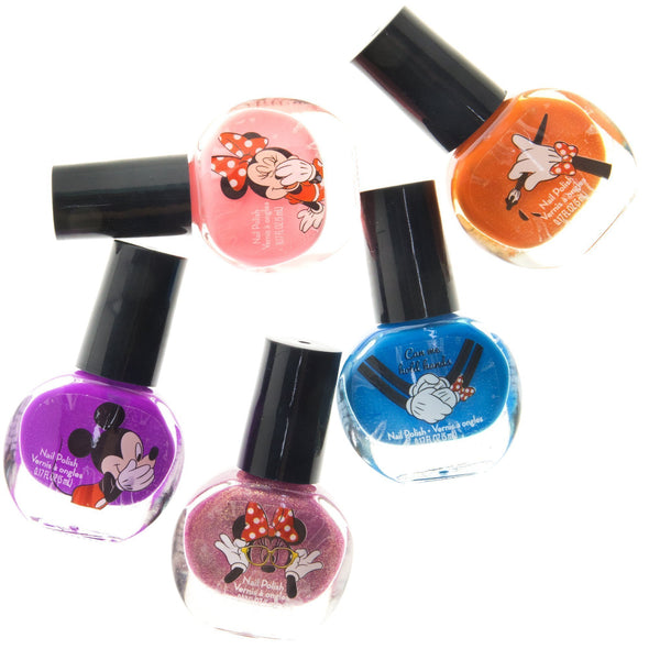 Minnie Mouse 18 Pack Non-Toxic Nail Polish - Townleygirl