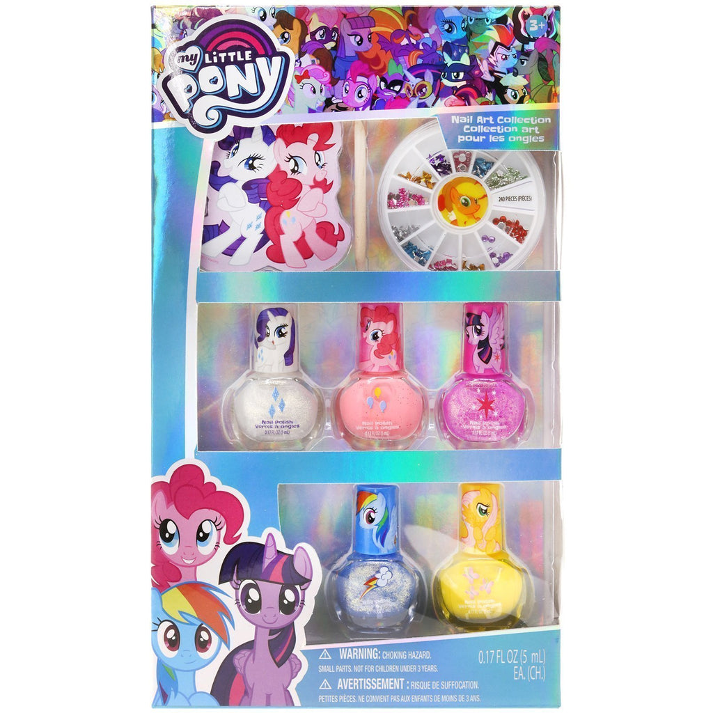 My Little Pony Nail Polish Collection