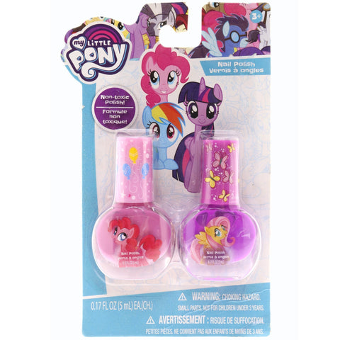 My Little Pony 2 Pack Nail Polish