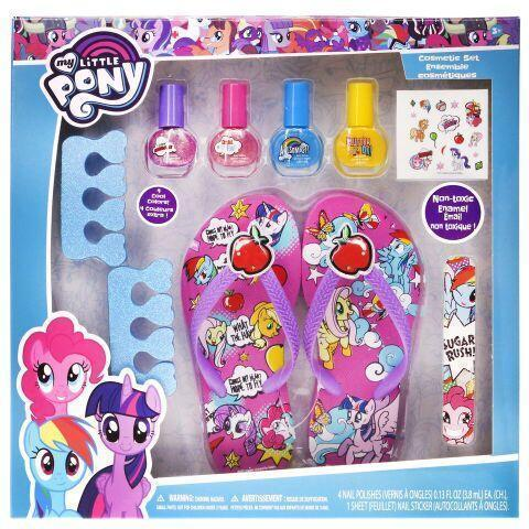 My Little Pony My Beauty Spa Kit - Townleygirl