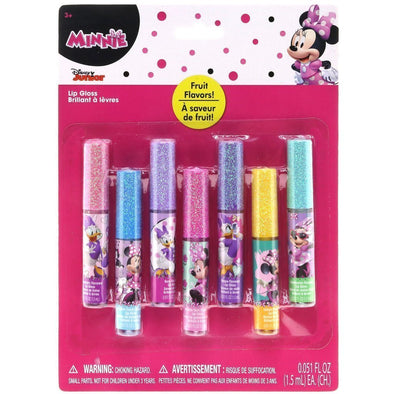 Disney Minnie Mouse 7 Days of Lip Gloss