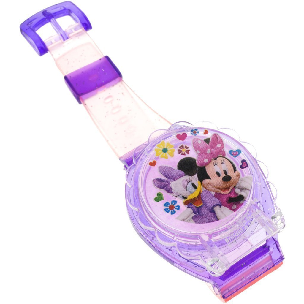 Minnie Mouse Lip Gloss Watch Townleygirl
