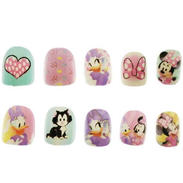 Disney Minnie Mouse Press On Nails